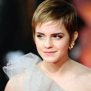 Pixie Hairstyle For Round Face Teenagers Pictures