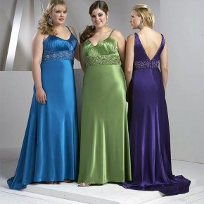 Plus Size Bridesmaid Dresses Images Pictures