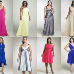 Plus Size Bridesmaid Dresses Under 100 Pictures