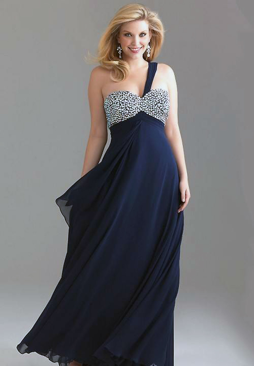 Plus Size Elegant Dresses Women - Inofashionstyle.com