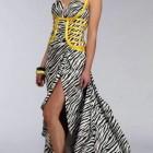 Pretty Zebra Print Prom Dresses Hilo Pictures