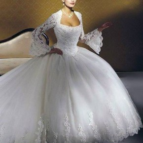 Princess Wedding Dress Images Pictures
