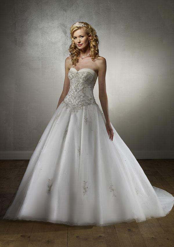 Princess Wedding Dresses Princess Wedding Dresses Dream : Fashion ...