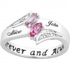 Promise Rings For Couples Set Pictures