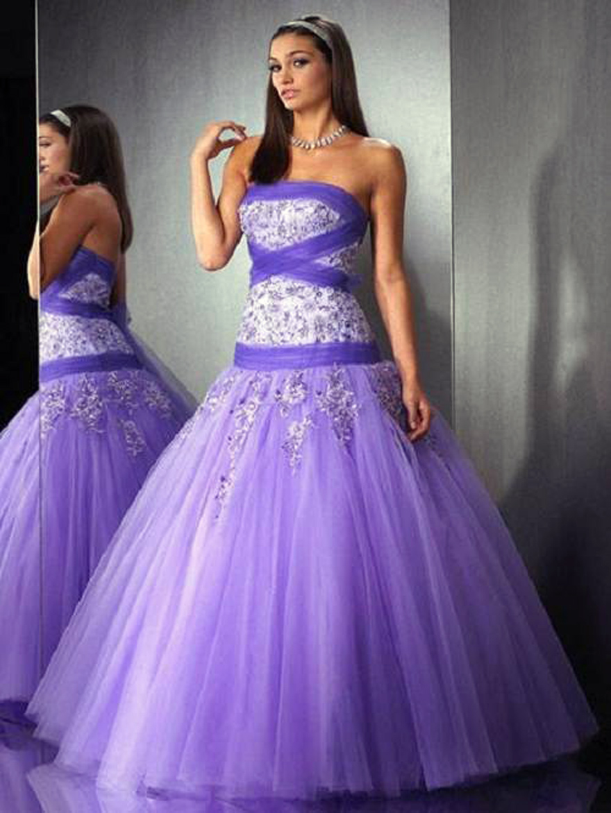 Purple Long Prom Dresses Uk Pictures Fashion Gallery
