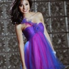 Purple Short Dresses Cheap Pictures