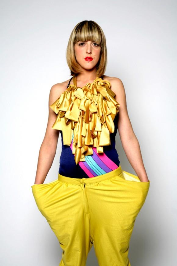 Recycled Fashion Accessories - kapowwowobjects neckpieces 2