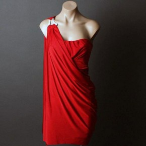 Red Dresses For Juniors Formal Pictures