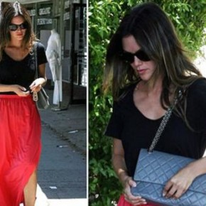 Red Maxi Skirts Ideas Pictures