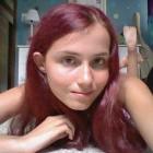 Red Velvet Hair Colour Styles Pictures