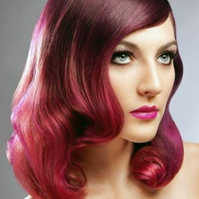 Red Violet Hair Color Best Pictures