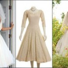 Retro Wedding Dresses For Sale Pictures