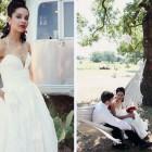 Retro Wedding Dresses Plus Size Pictures
