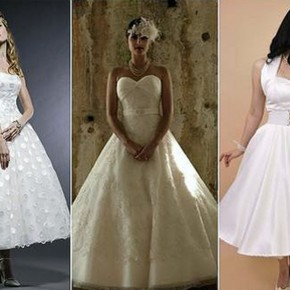 Retro Wedding Dresses Uk Pictures
