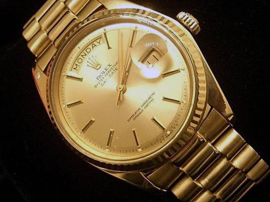 Review of The Rolex DayDate Presidential  Luxury Tyme