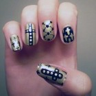 Rosary Nail Art Designs 2013 Pictures