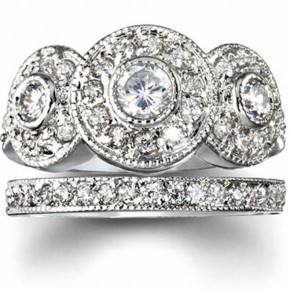 ... Round Wedding Rings Ideas Pictures