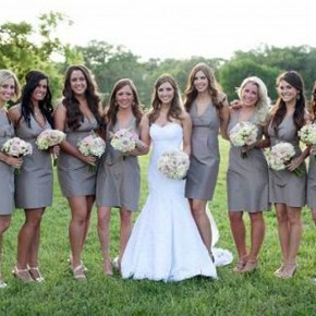 Rustic Country Wedding Bridesmaid Dresses 2013 Pictures