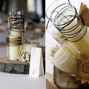 Rustic Wedding Ideas For Summer Pictures