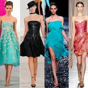 Semi Formal Matching Dresses Ideas Pictures