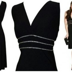 Sexy Black Plus Size Dress Ideas Pictures