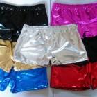 Shiny Metallic Shorts Disco Pictures