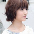 Short Bob With Bangs Asian Pictures