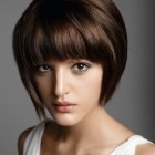 Short Bob With Bangs Hairstyles 2013 Pictures