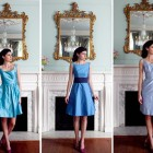 Short Colorful Dresses 2013 Pictures