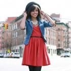 Short Colorful Dresses Ideas Pictures