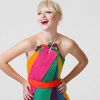 Short Colorful Dresses Images Pictures