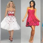 Short Colorful Dresses Spring Pictures