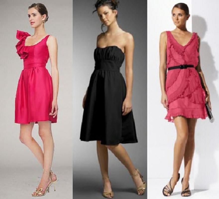 Short Dresses For Girls For Sale