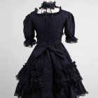 Short Gothic Dresses For Prom Pictures