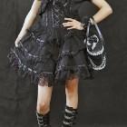 Short Gothic Dresses Sale Pictures