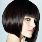 Short Hairstyles With Bangs 2013 Pictures