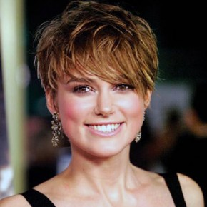 Short Hairstyles With Bangs For Women Pictures