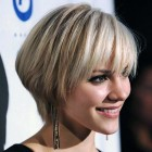 Short Hairstyles With Bangs Best Pictures