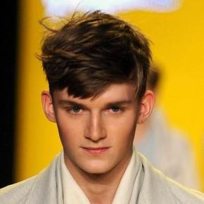 Short Sides Long Top Haircut Men Images Pictures