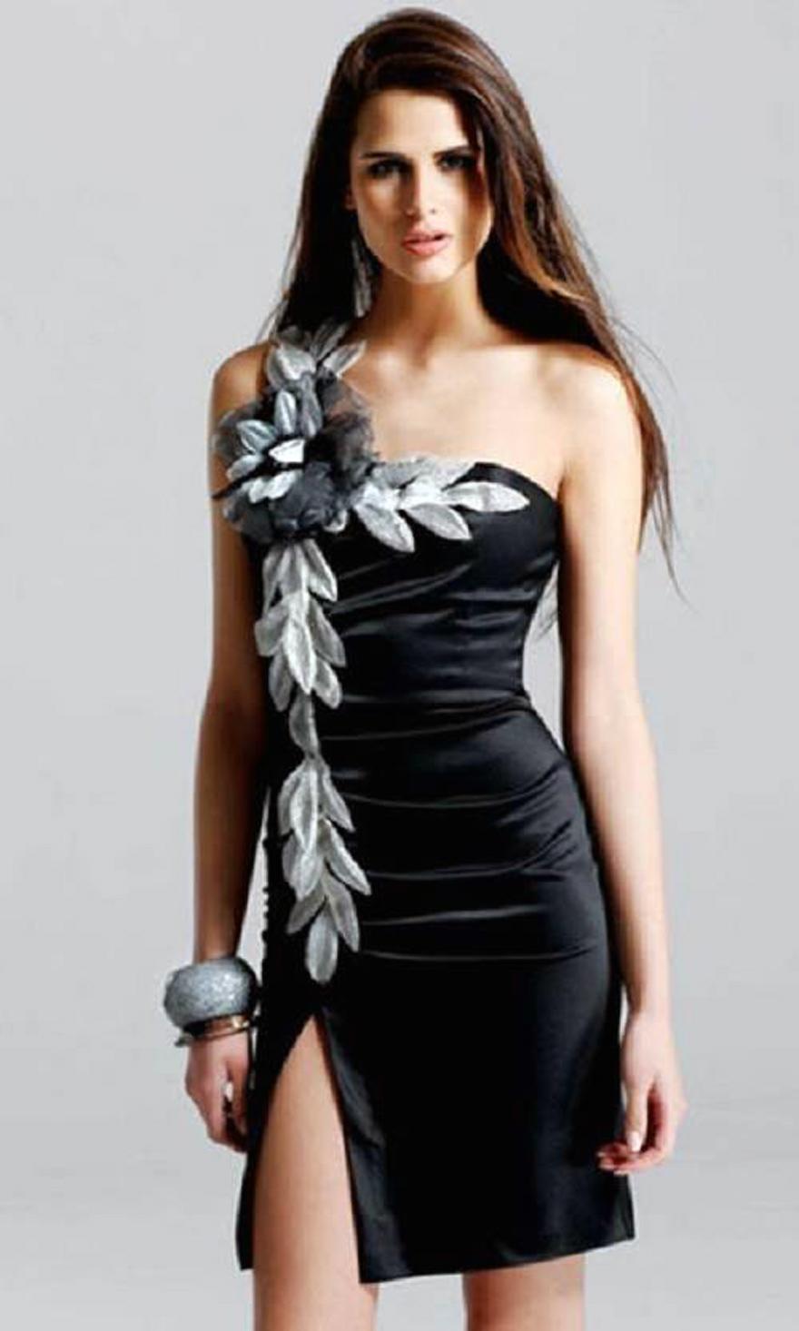 Short Tight Prom Dresses Styles - Inofashionstyle.com