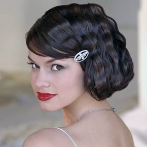Short Vintage Hairstyles How To Pictures