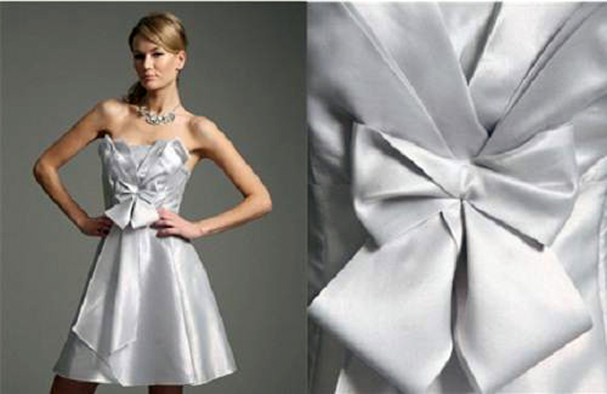 Silver Bridesmaid Dresses Uk