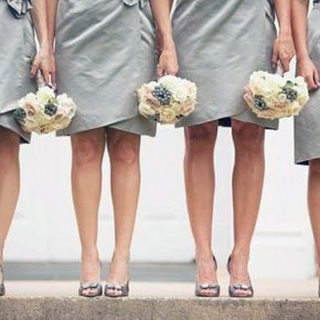 Silver Bridesmaid Dresses Under 50 Pictures