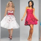 Simple Short Prom Dresses 2013 Pictures