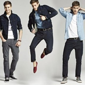 Smart Casual For Men Jeans 2013 Pictures