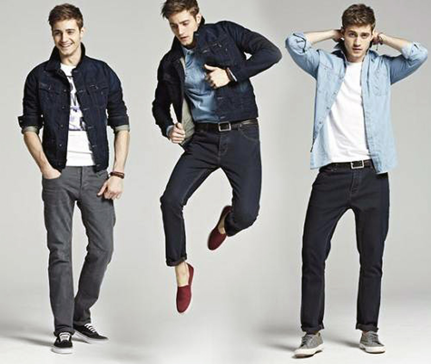 Smart Casual For Men Jeans 2013 Pictures Fashion Gallery