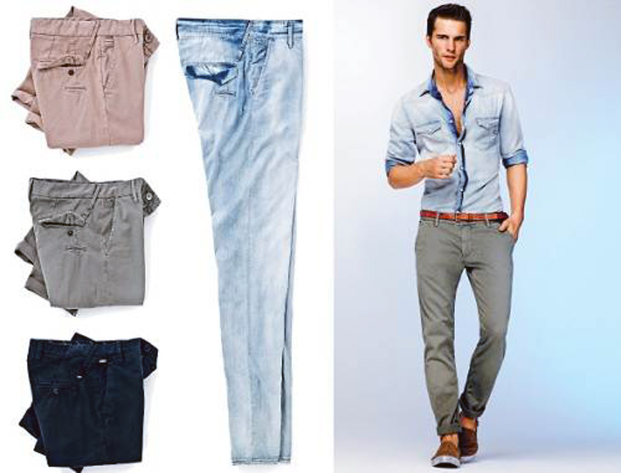 Smart Casual For Men Jeans Pictures