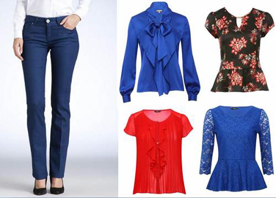 Smart Casual Women Jeans1