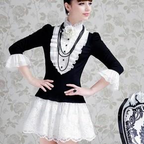 Smart Mini Dress 2013 Pictures