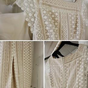 Sneak Peek: Dean's Vintage Wedding Dress